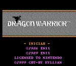 """""""Dragon Warrior"""" foi o título dos primeiros jogos da série nos EUA."""