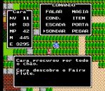 Localização da Fairy Flute.