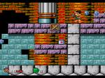 Quando peguei essa caixa, o Mario subitamente desapareceu. Tive que recarregar um save state para continuar o jogo.
