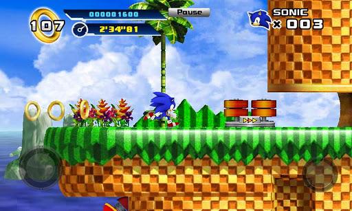 Um Dashpad  na frente de um TÚNEL. Vai se ferrar, Sega.