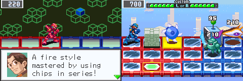 1078 _ MegaMan Battle Network 3 Blue Version _U__Independent__13843762156491