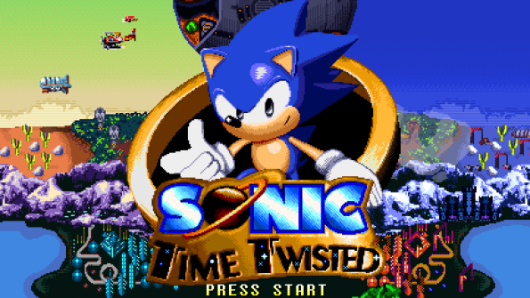 Review – PC) Sonic Time Twisted | The Twosday Code